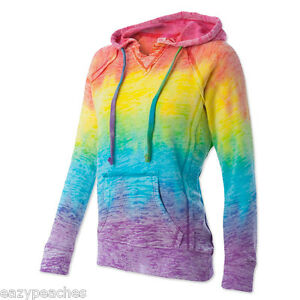Weatherproof-Ladies-Courtney-S-2XL-Womens-Jumper-Hoodie-Hooded-Sweatshirt-W1162
