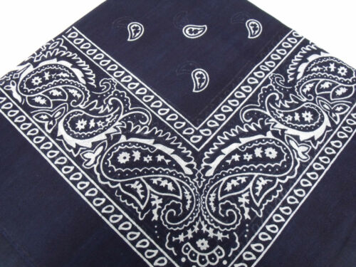 Bandana Disegno Cachemire Bandana Fascia Sciarpa 100/% Cotton Party Cani Vacanza