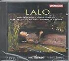 Edouard Lalo - : Concerto Russe; Violin Concerto; Overture to Le Roi d'Ys; Scherzo in D minor (1999)