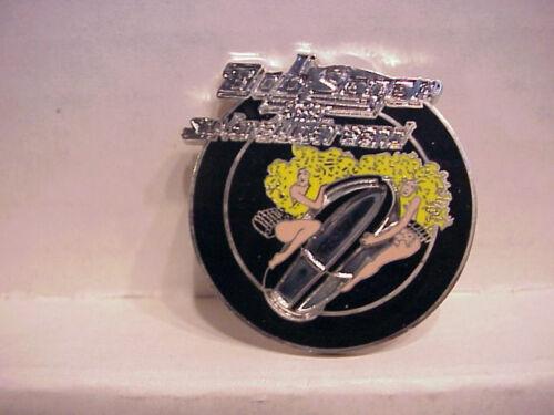 2011 Bob Seger Silver Bullet Band Concert Tour Pin Badge Button NEW