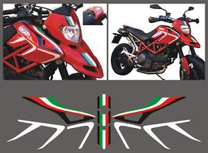 Adesivi Ducati Hypermotard Adesiviadhesivesstickersdecal EBay - Ducati motorcycles stickers