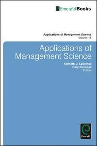 15-Applications-of-Management-Science-by-NEW-Book-FREE-amp-Fast-Delivery-Har