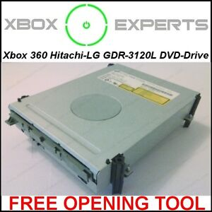 Xbox-360-Hitachi-LG-GDR-3120L-DVD-Drive-NEW
