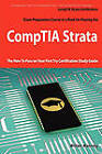 Comptia Strata Certification Exam Preparation Course in a Book for Passing the Comptia Strata Exam - The How to Pass on Your First Try Certification S by William Manning (Paperback / softback, 2010)