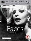 Faces (Blu-ray and DVD Combo, 2012, 2-Disc Set)