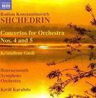 Rodion Shchedrin - Shchedrin: Concertos for Orchestra Nos. 4 & 5 (2010)