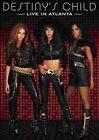 Destiny's Child - Live In Atlanta (DVD, 2006)