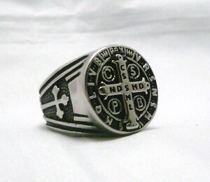 St Benedict Ring Size