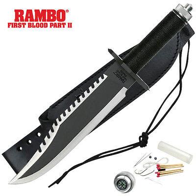 RAMBO FIRST BLOOD PART II KNIFE STANDARD EDITION MC-RB2 *NEW*