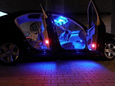 Xenon LED SMD Innenraumbeleuchtung Mercedes W221 S-Klasse AMG Blau