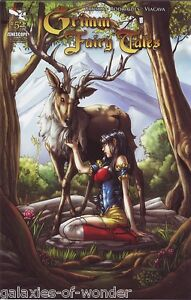 Grimm-Fairy-Tales-52-A-cover-The-Golden-Stag-Zenescope-bad-girl-comic