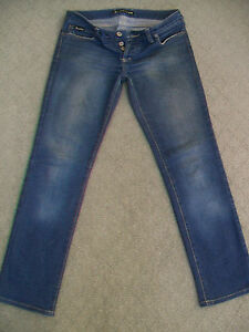 BARDOT-JEANS-WITH-BUTTON-FLY-amp-CC-POCKETS-WMN-SIZE-8