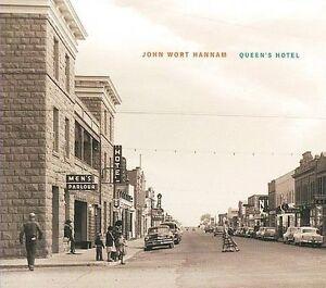 John-Wort-Hannam-Queen-039-s-Hotel-2010-CD-NEW-SEALED-SPEEDYPOST