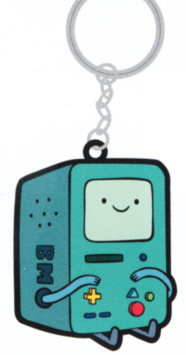 Adventure Time with Finn & Jake BEEMO keychain keyring key BMO