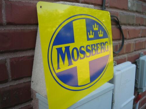 MOSSBERG /& SONS Firearms Guns Shotgun Rifle Hunting Advertising Logo SIGN 10day