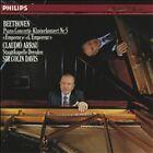 """Beethoven: Piano Concerto No. 5 """"Emperor"""" (CD, Apr-1986, Philips)"""