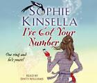 I've Got Your Number by Sophie Kinsella (CD-Audio, 2012)
