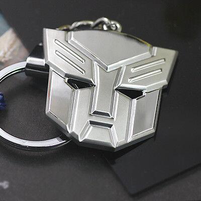 New Transformers Optimus Prime & Decepticons metal keyring Key chain Key Fob