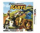 DreamWorks Super Star Kartz (Nintendo 3DS, 2011)