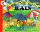 Down Comes the Rain by Franklyn M. Branley (Paperback, 1997)