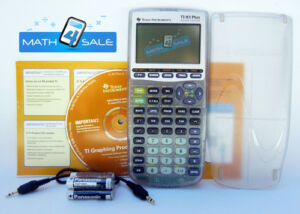 Silver-Edition-Texas-Instruments-TI-83-Plus-Graphing-Calculator-TI83