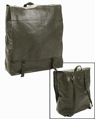 Ex military army surplus waterproof backpack rucksack / kit bag (M85)