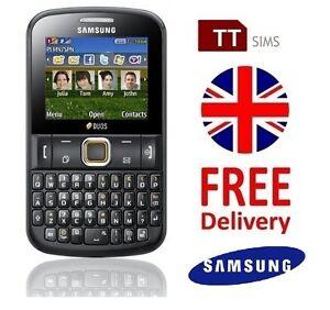 Samsung-Chat-222-Dual-Sim-Brand-New-Unlocked-Sim-Free-E2222-UK-DUOS-2-Two