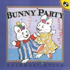 Bunny Party by Wells Rosemary (OHP transparencies, 2006)