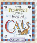 The Purr-Fect Little Book of Cats by Ariel (Paperback, 2001)