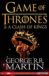 Game-of-Thrones-2-A-Clash-of-Kings-Martin-George-RR-Used-Good-Book