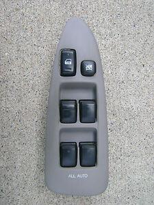 02-06-LEXUS-ES300-ES330-DRIVER-LEFT-SIDE-MASTER-POWER-WINDOW-SWITCH-03-04-05