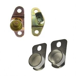 Fits 1992-1998 Chevy / GMC Tail Gate Hinge Kit - 4 Piece