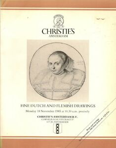 CHRISTIE-039-S-Dutch-Flemish-Drawings-Bol-Bruegel-Cats-Ostade-Rembrandt-Rubens-Cat