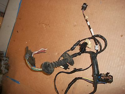1995 jeep grand cherokee driver rear door wire harness | ebay  ebay