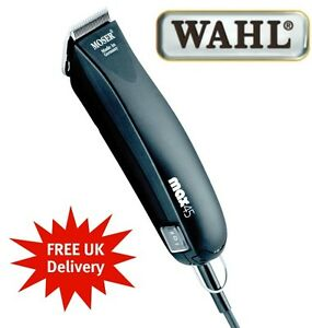 WAHL-MAX-45-TRIMMER-SET-Professional-Dog-Grooming-Clippers-Free-P-P