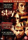 Stay (DVD, 2008, 2-Disc Set)