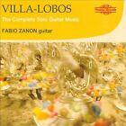 Heitor Villa-Lobos - Villa-Lobos: The Complete Solo Guitar Music (2010)