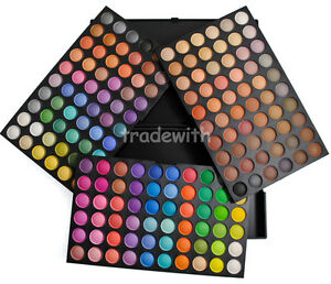 180-Color-Matte-Shimmer-Warm-Professional-Eyeshadow-Eye-Shaow-Makeup-Palette-New