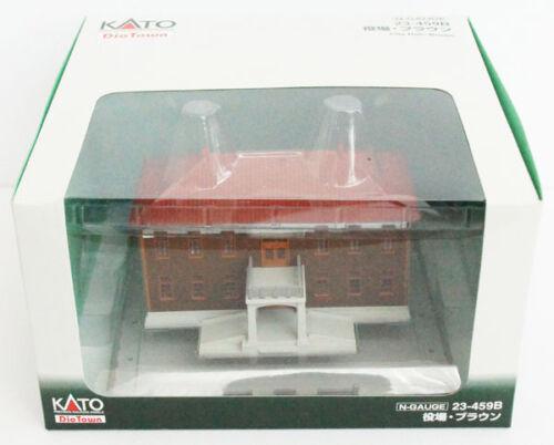 Kato 23-459B City Hall (Brown) ( N scale)