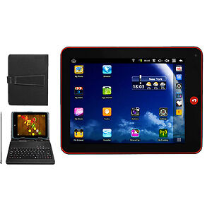 New-MID-M806-Android-8-Touch-Tablet-PC-with-Keyboard-Case-Black-or-Pink-Color