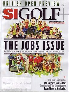 Sports-Illustrated-2011-Golf-Plus-British-Open-Preview-Subscription-Issue-NR-Mt