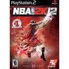 NBA 2K12 (Sony PlayStation 2, 2011)