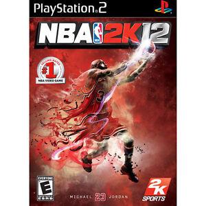NBA 2K12 (Sony PlayStation 2, ...