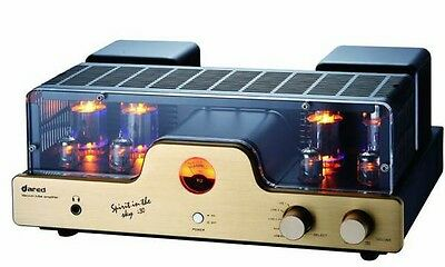 New 2015 Dared I-30 tube integrated amp, w/ headphone output, DAC, etc