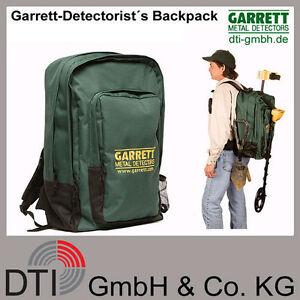 Garrett-Detectorist-039-s-Backpack-Sondengaenger-Rucksack