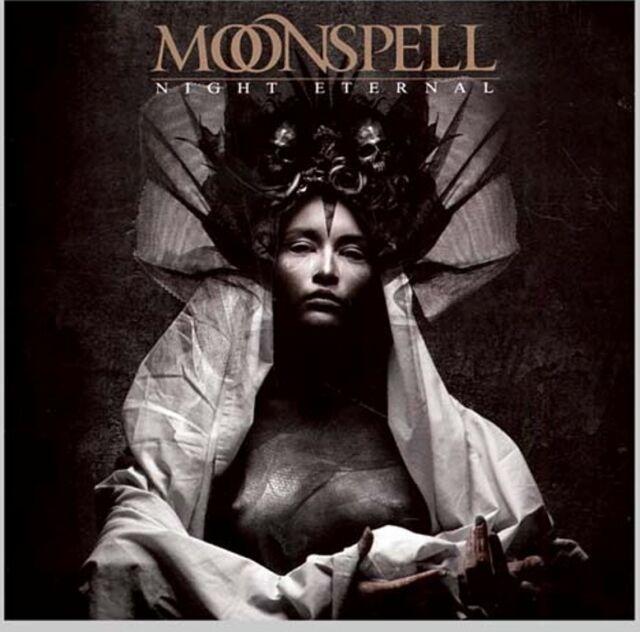 MOONSPELL NIGHT ETERNAL SEALED CD NEW