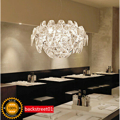 New Dia.75cm Luceplan Hope Pendant Lamp Suspension Hanging Light Chandelier-L31