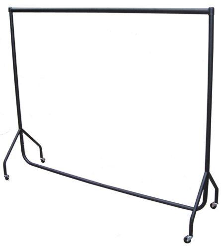 4ft Long x 6ft High HEAVY DUTY Clothes Garment DRESS DISPLAY SUPER STRONG RAIL