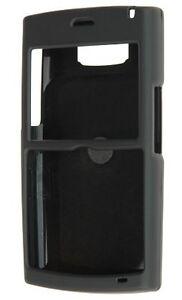NEW-BLACK-RUBBERIZED-HARD-CASE-COVER-BELT-CLIP-FOR-SAMSUNG-BLACKJACK-II-i617