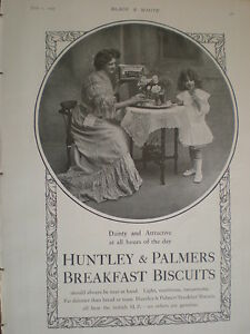 Huntley-Palmers-Breakfast-Biscuits-dainty-and-attractive-1907-old-advert
